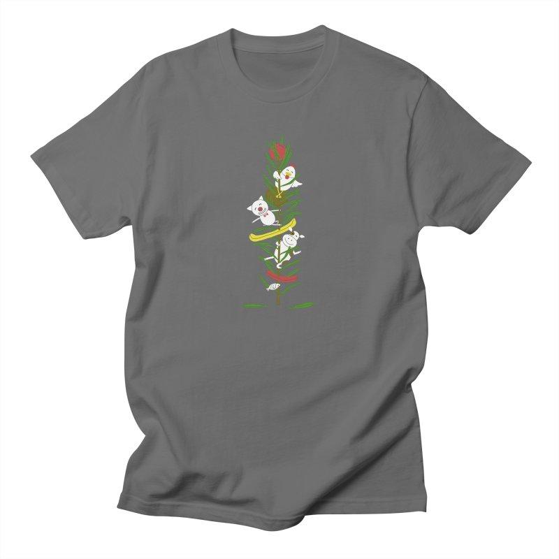 BBQ Men's T-Shirt by YaaH