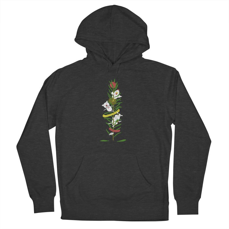 BBQ Men's French Terry Pullover Hoody by YaaH