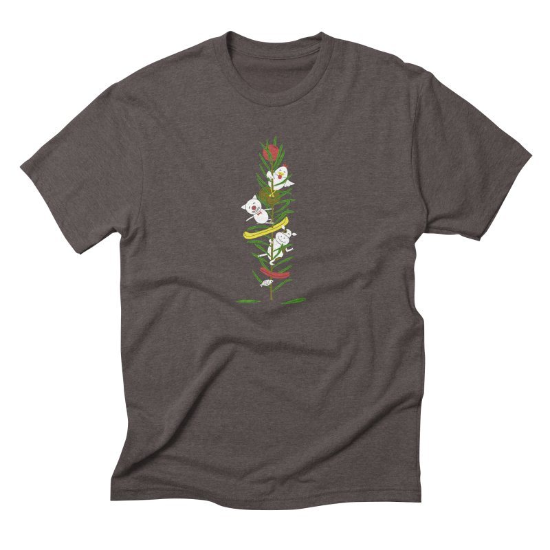 BBQ Men's Triblend T-Shirt by YaaH