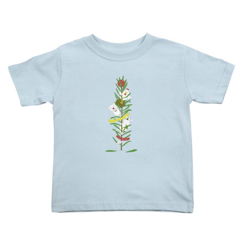 BBQ Kids Toddler T-Shirt by YaaH
