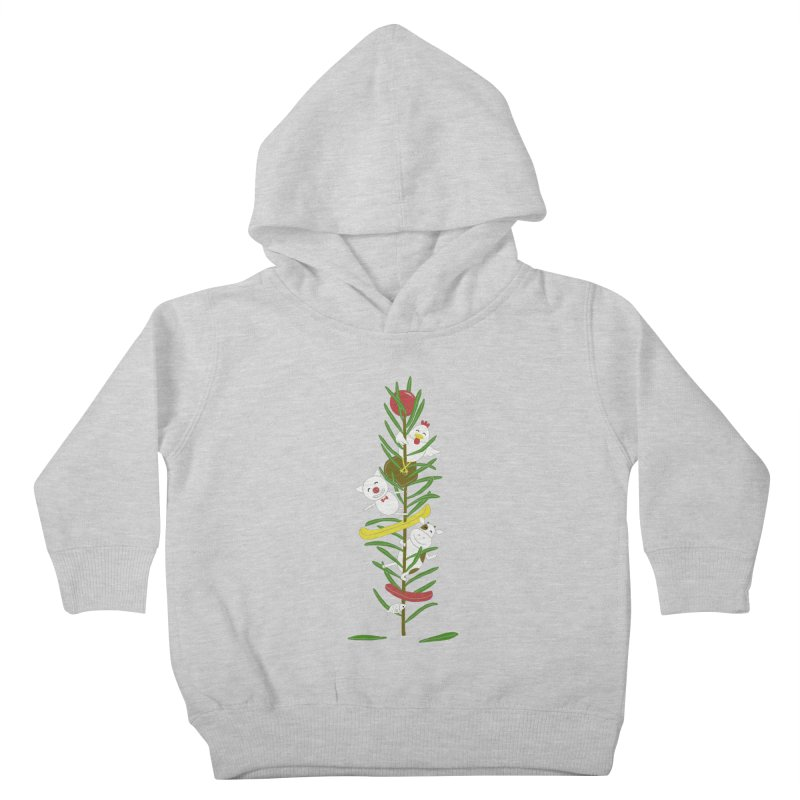 BBQ Kids Toddler Pullover Hoody by YaaH