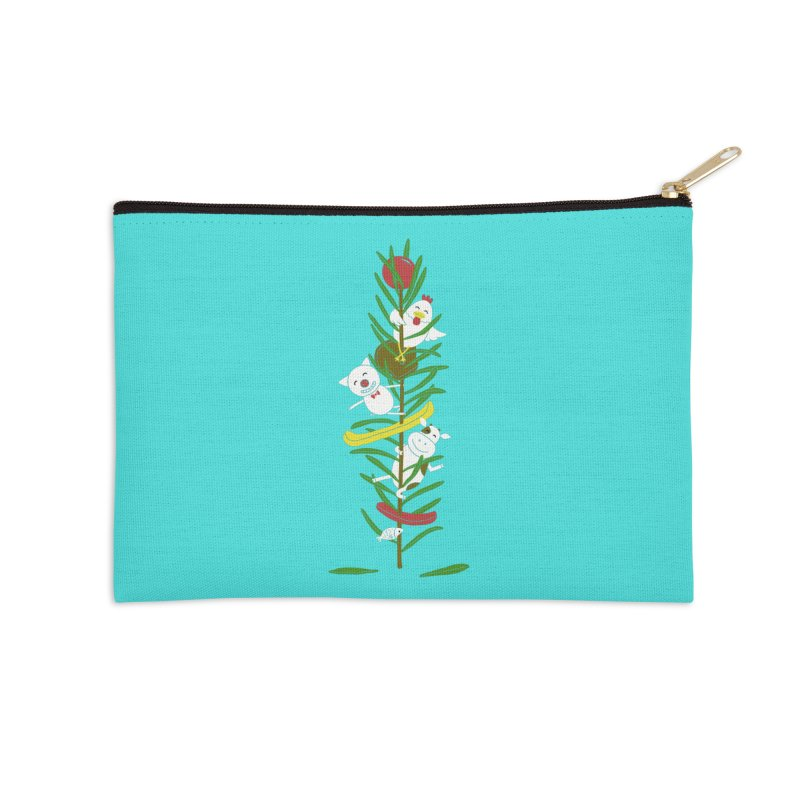 BBQ Accessories Zip Pouch by YaaH