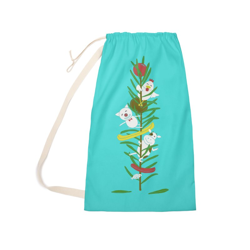 BBQ Accessories Laundry Bag Bag by YaaH