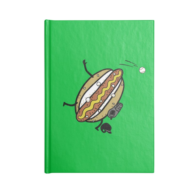 OOPS 1 Accessories Lined Journal Notebook by YaaH