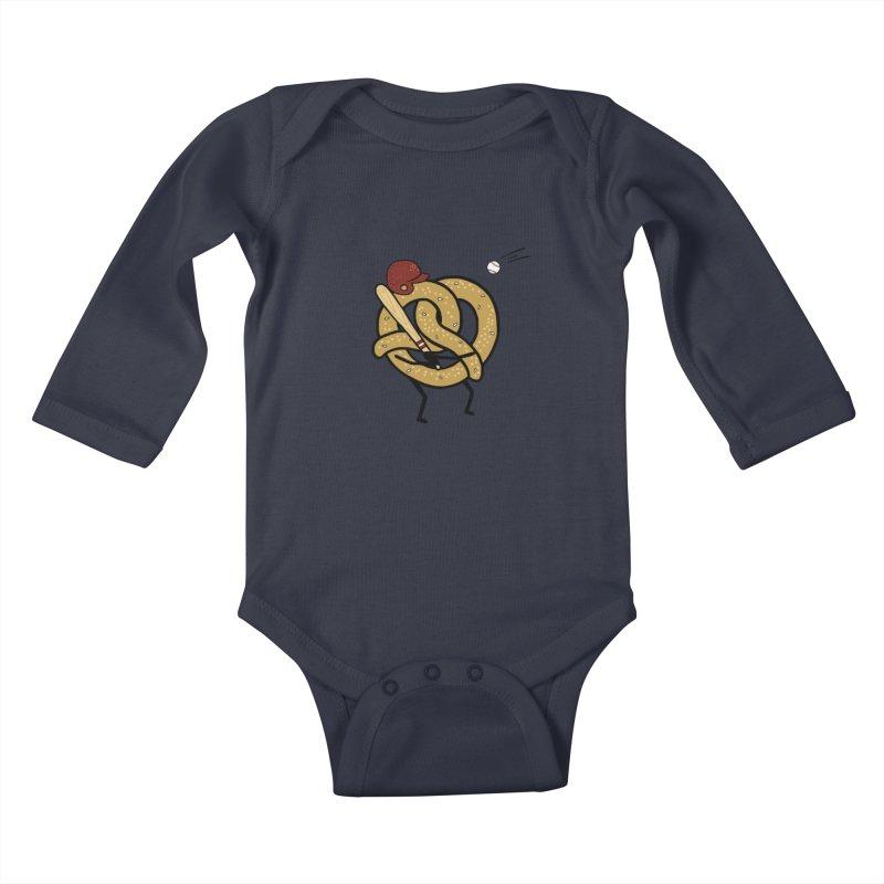 OOPS 2 Kids Baby Longsleeve Bodysuit by YaaH