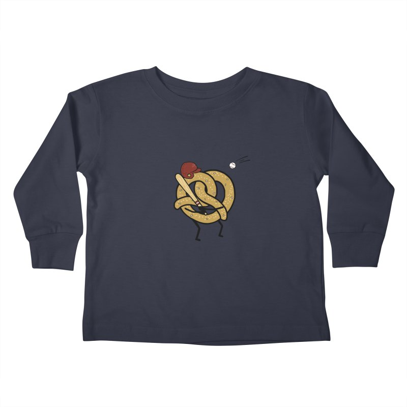 OOPS 2 Kids Toddler Longsleeve T-Shirt by YaaH