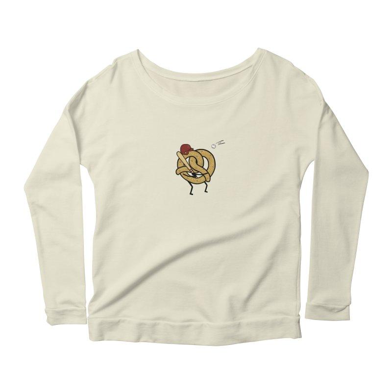 OOPS 2 Women's Scoop Neck Longsleeve T-Shirt by YaaH