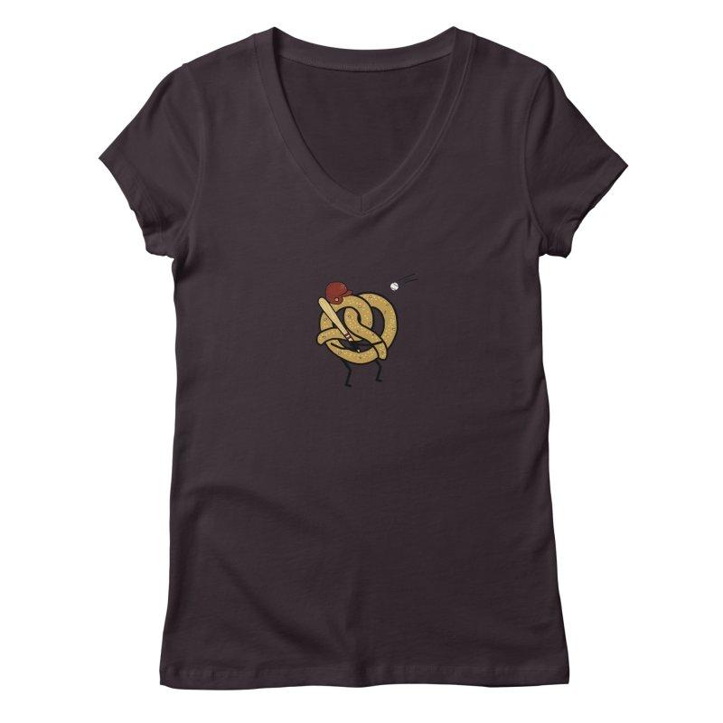 OOPS 2 Women's Regular V-Neck by YaaH