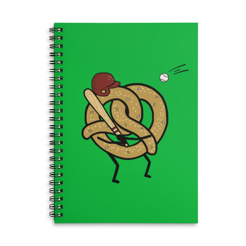OOPS 2 Accessories Lined Spiral Notebook by YaaH