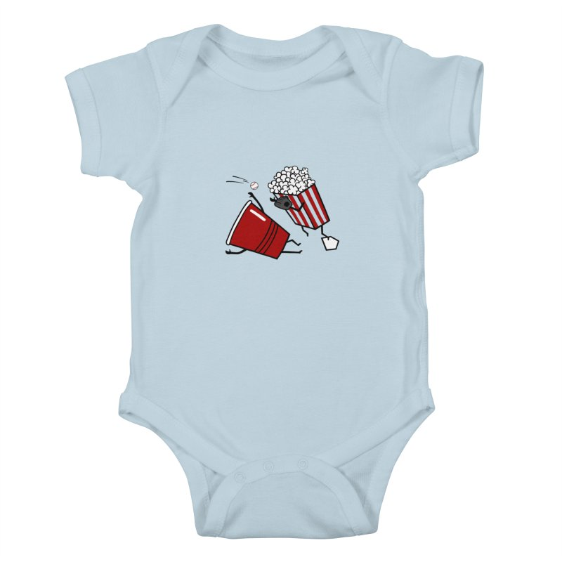 OOPS 3 Kids Baby Bodysuit by YaaH
