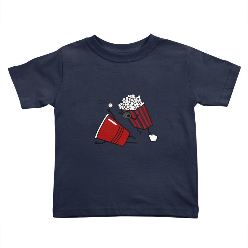 OOPS 3 Kids Toddler T-Shirt by YaaH