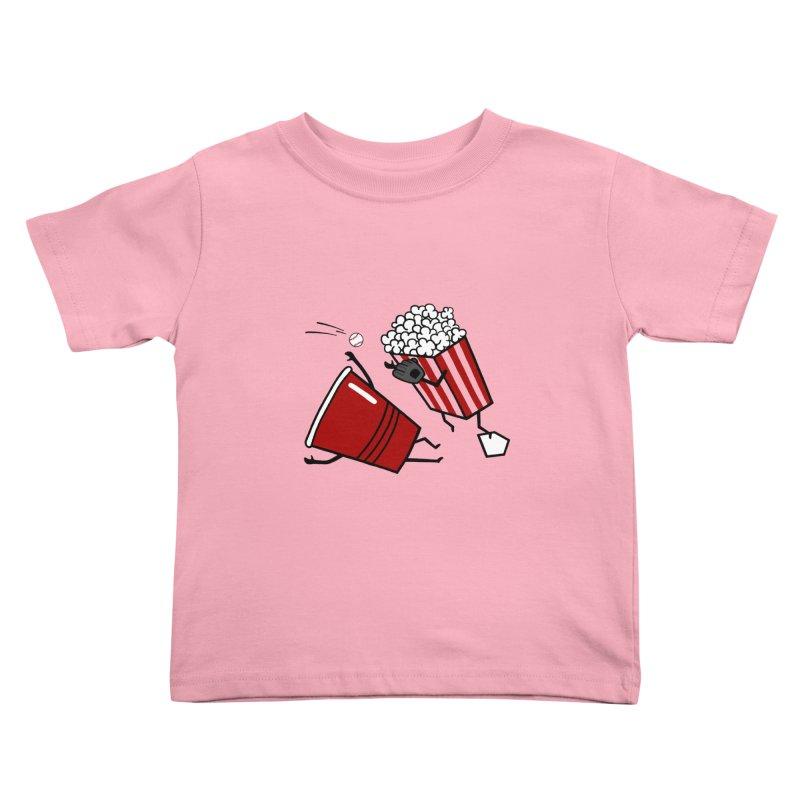 OOPS 3 Kids Toddler T-Shirt by YaaH