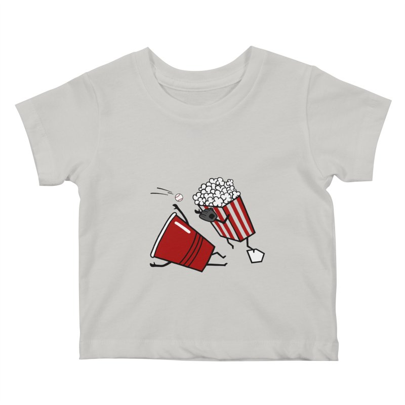 OOPS 3 Kids Baby T-Shirt by YaaH