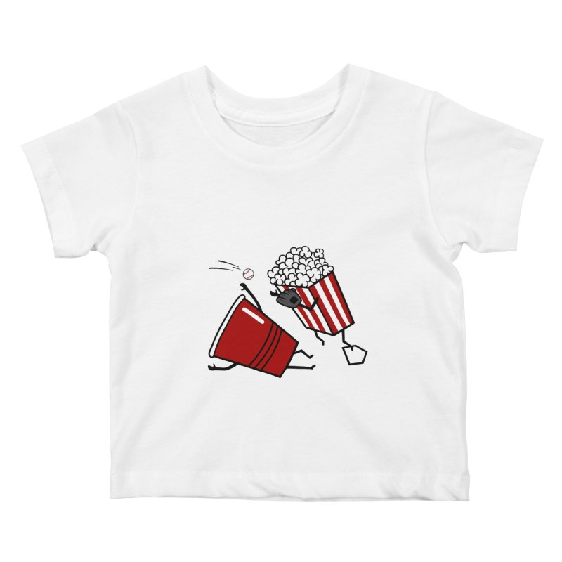 OOPS 3 Kids Baby T-Shirt by YaaH