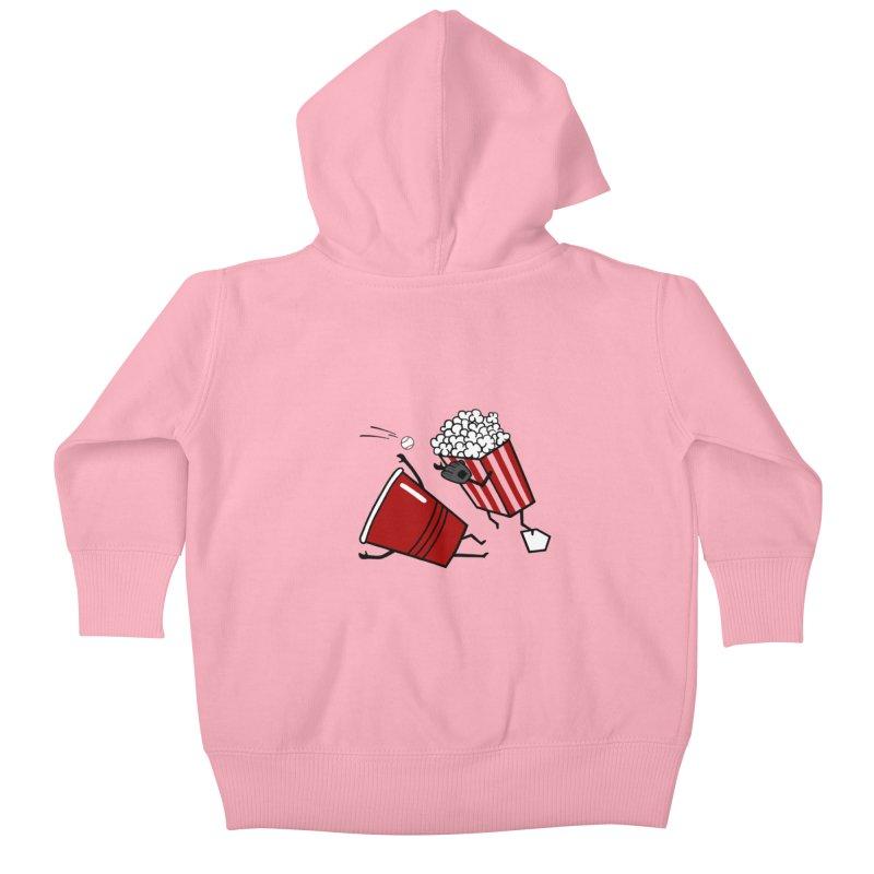 OOPS 3 Kids Baby Zip-Up Hoody by YaaH