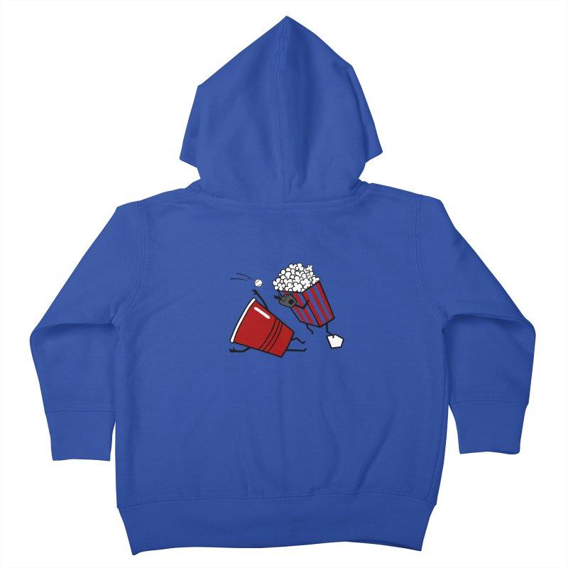 OOPS 3 Kids Toddler Zip-Up Hoody by YaaH