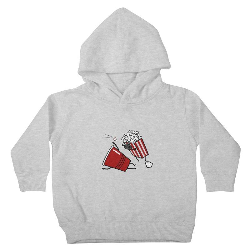 OOPS 3 Kids Toddler Pullover Hoody by YaaH