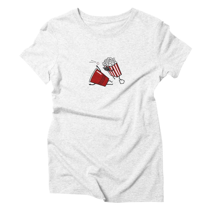 OOPS 3 Women's Triblend T-shirt by YaaH