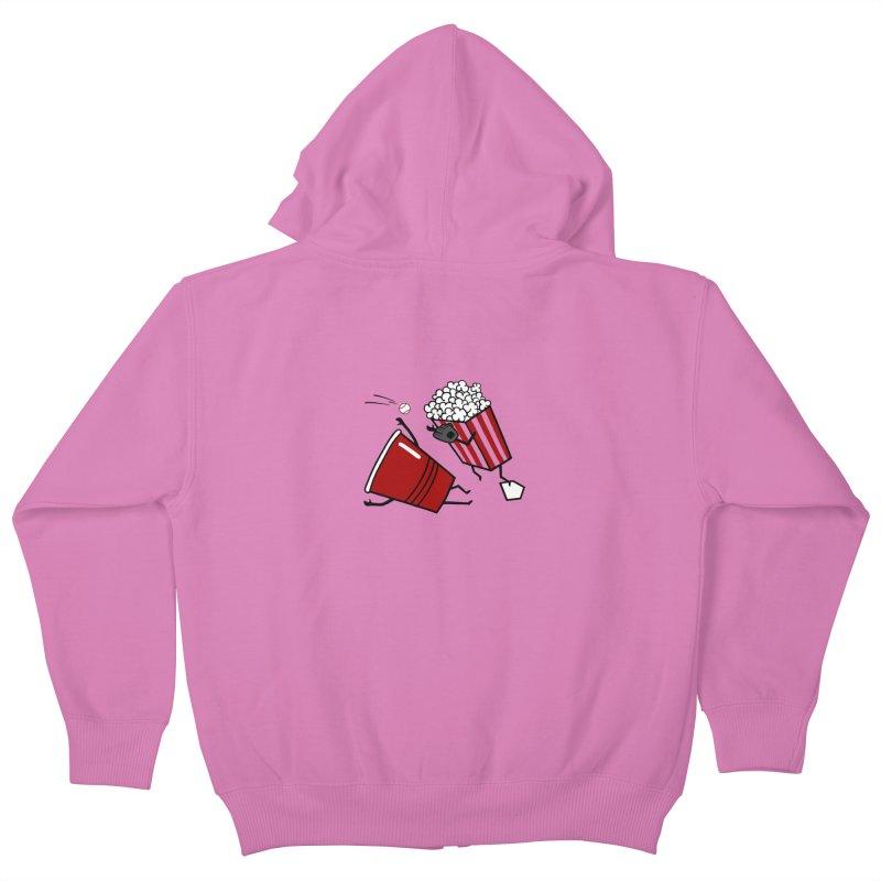 OOPS 3 Kids Zip-Up Hoody by YaaH