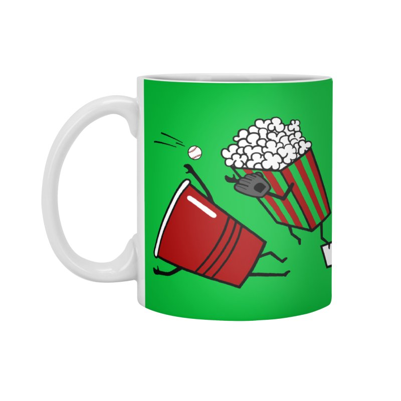 OOPS 3 Accessories Mug by YaaH