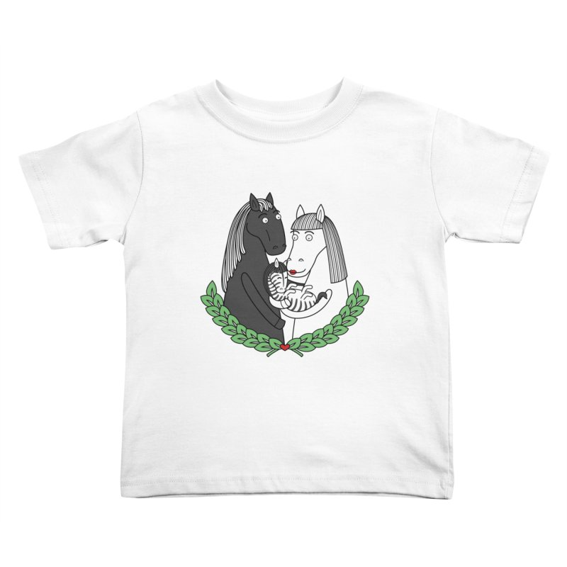 We did it Kids Toddler T-Shirt by YaaH