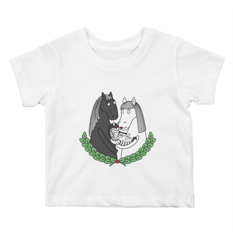 We did it Kids Baby T-Shirt by YaaH