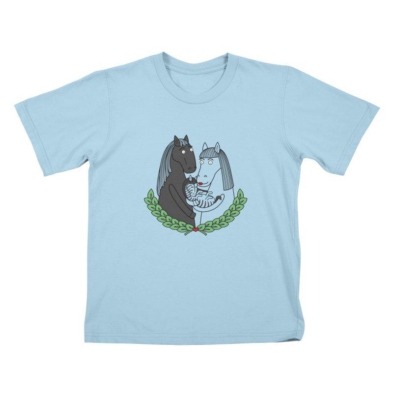 We did it Kids T-Shirt by YaaH