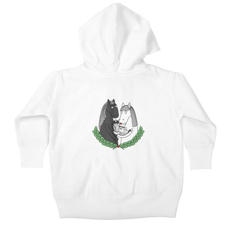 We did it Kids Baby Zip-Up Hoody by YaaH