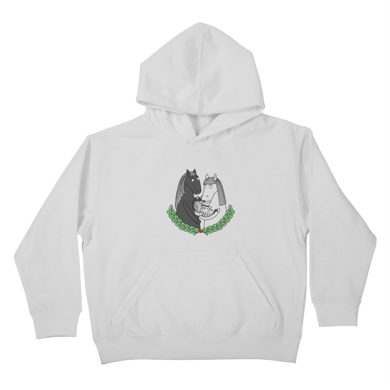 We did it Kids Pullover Hoody by YaaH