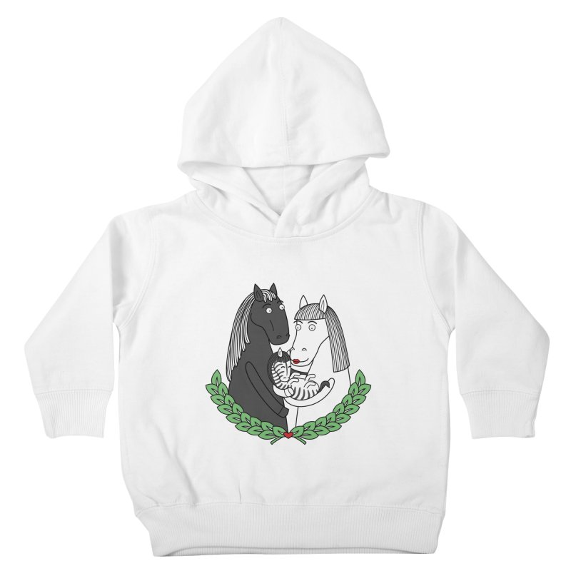 We did it Kids Toddler Pullover Hoody by YaaH