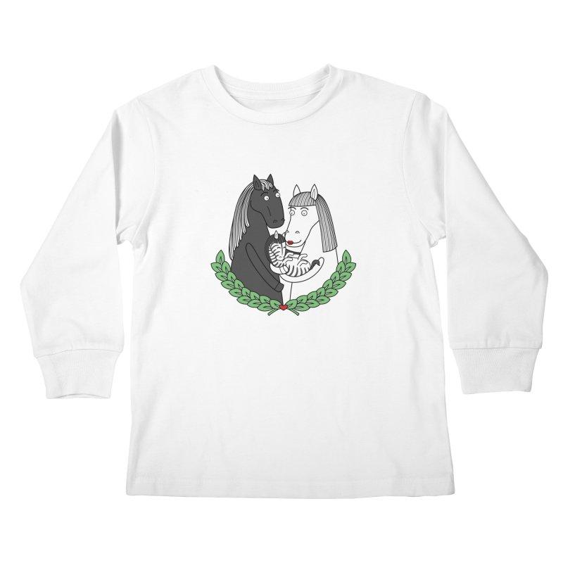 We did it Kids Longsleeve T-Shirt by YaaH