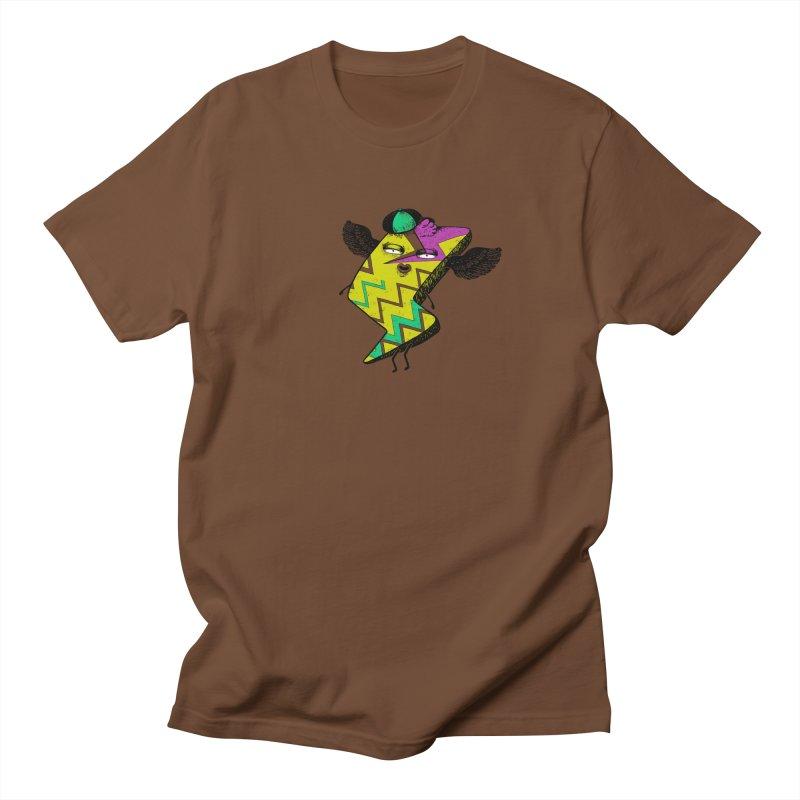 Zigkizag Men's T-shirt by YaaH