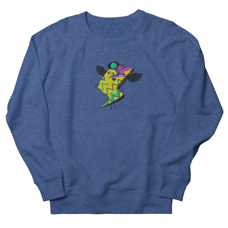 Zigkizag Women's French Terry Sweatshirt by YaaH