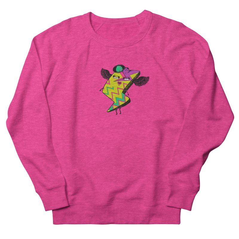 Zigkizag Men's French Terry Sweatshirt by YaaH