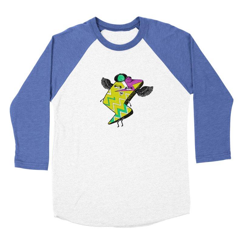 Zigkizag Women's Baseball Triblend T-Shirt by YaaH