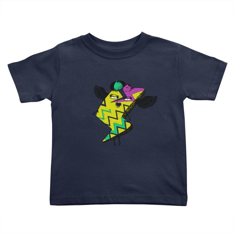 Zigkizag Kids Toddler T-Shirt by YaaH