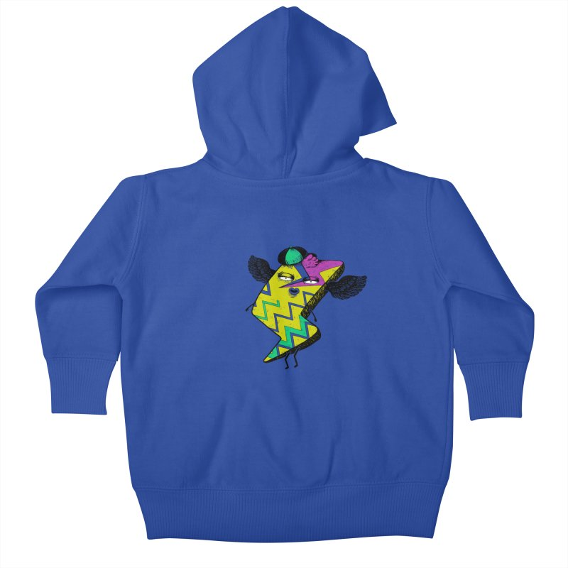 Zigkizag Kids Baby Zip-Up Hoody by YaaH