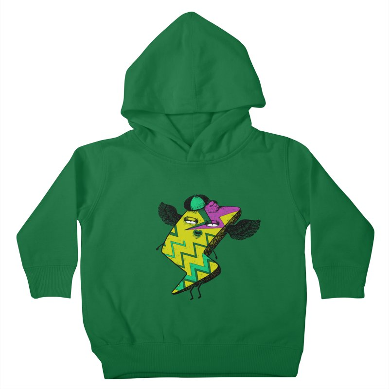 Zigkizag Kids Toddler Pullover Hoody by YaaH