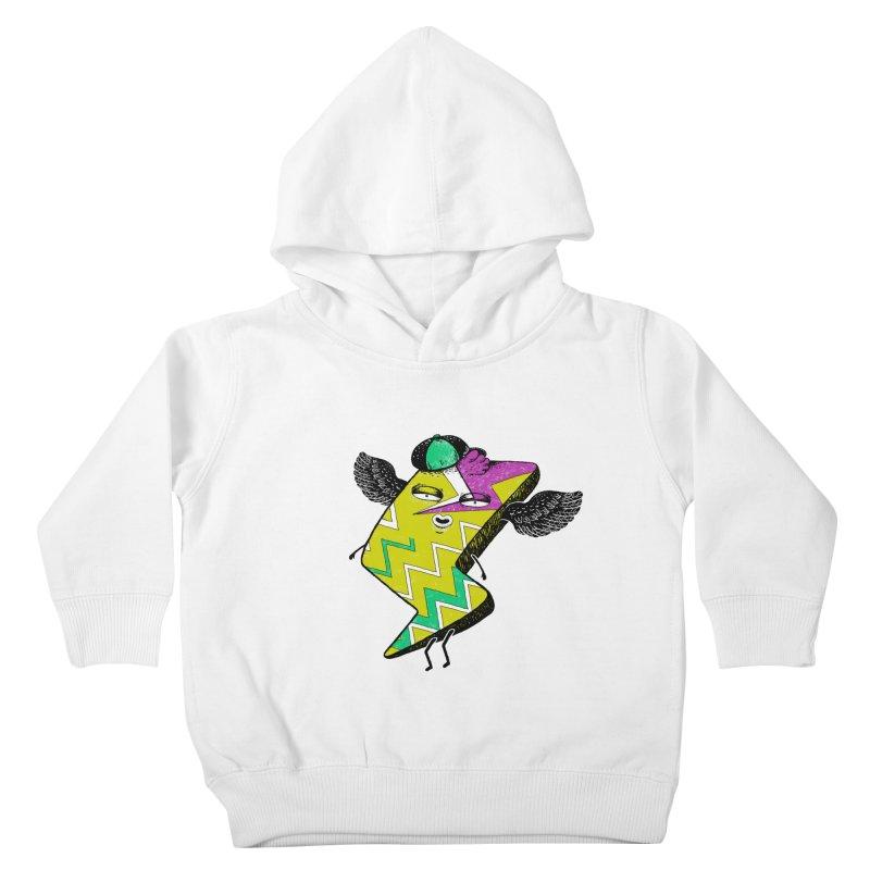 Zigkizag Kids Toddler Pullover Hoody by YaaH