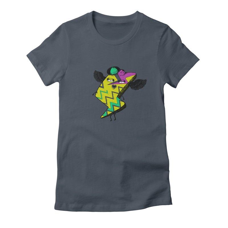 Zigkizag Women's T-Shirt by YaaH