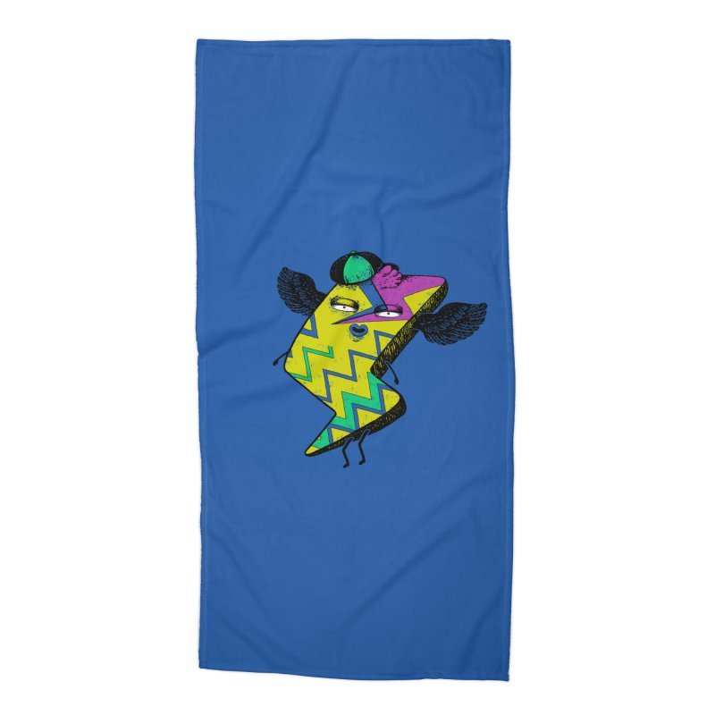 Zigkizag Accessories Beach Towel by YaaH