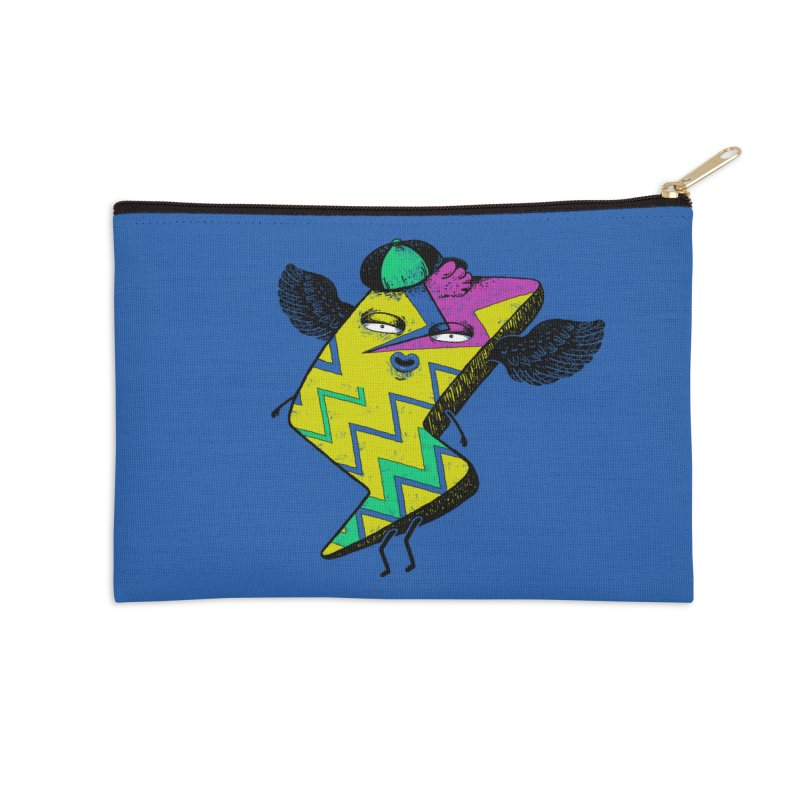 Zigkizag Accessories Zip Pouch by YaaH