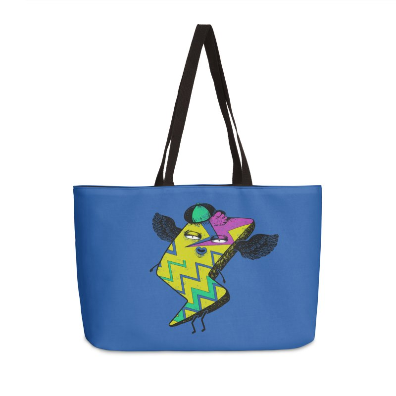 Zigkizag Accessories Weekender Bag Bag by YaaH
