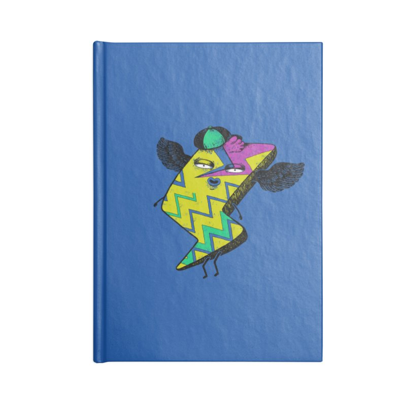 Zigkizag Accessories Lined Journal Notebook by YaaH