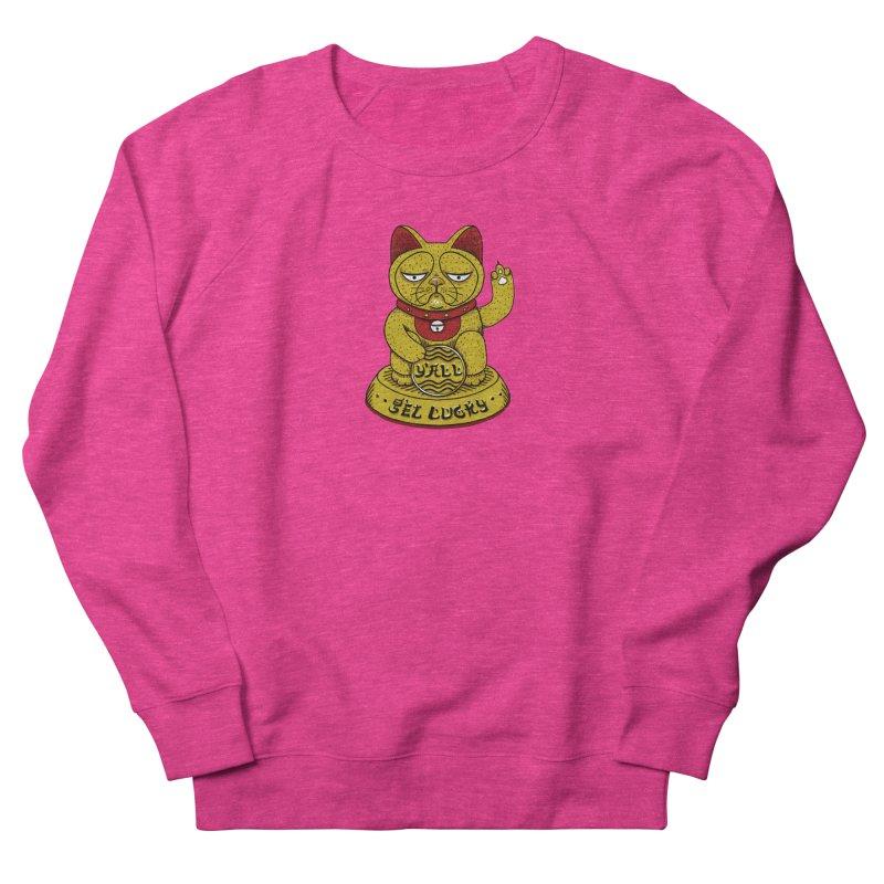 Lucky Cat Women's Sweatshirt by YaaH