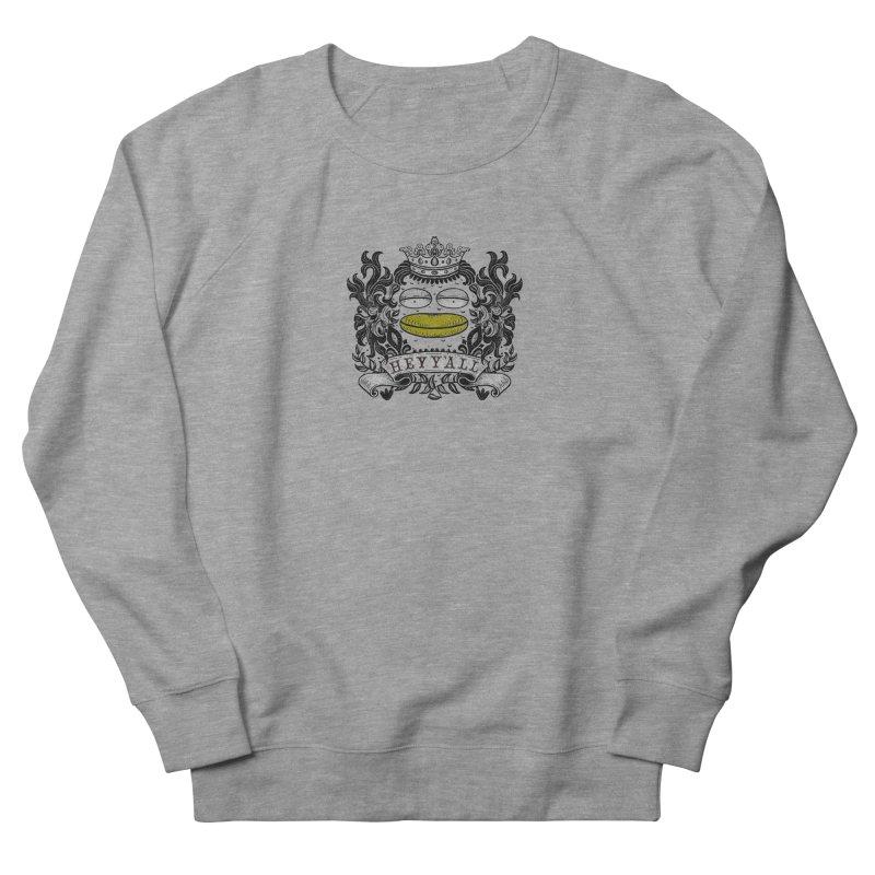 HEY Y'ALL Women's French Terry Sweatshirt by YaaH
