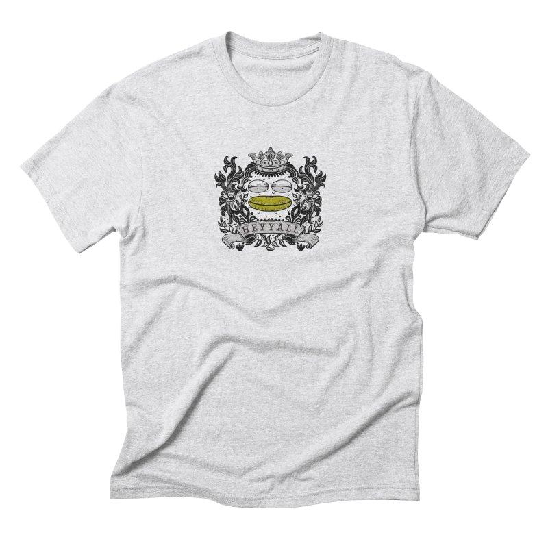 HEY Y'ALL Men's Triblend T-Shirt by YaaH