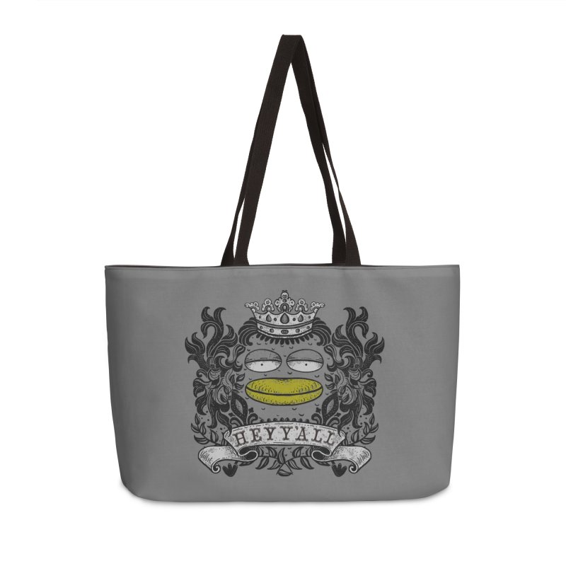 HEY Y'ALL Accessories Weekender Bag Bag by YaaH
