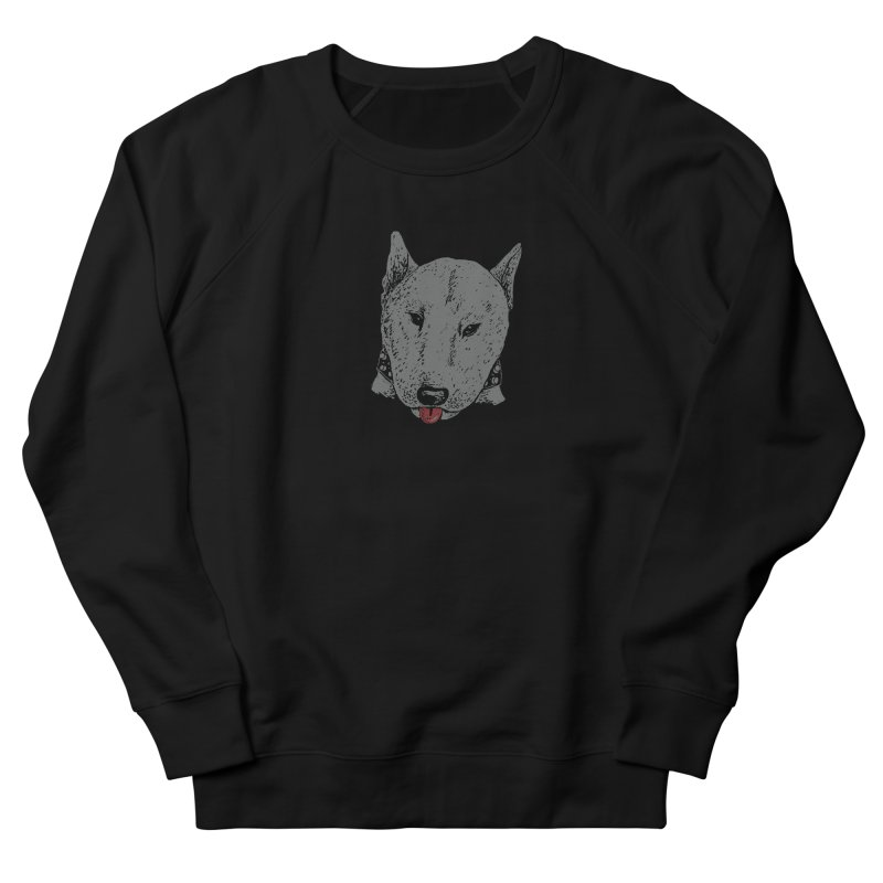 Stick Your Tongue Out Men's French Terry Sweatshirt by YaaH