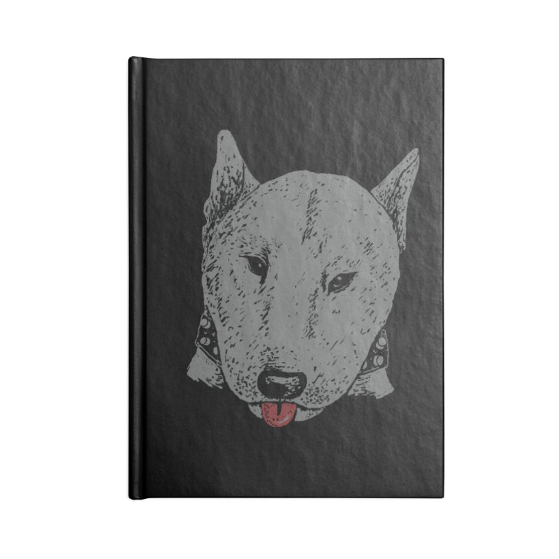 Stick Your Tongue Out Accessories Lined Journal Notebook by YaaH